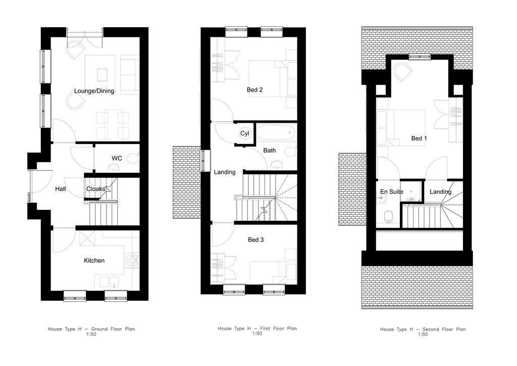 Floorplan: 1 Cleefield Drive
