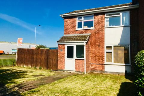 3 bedroom semi-detached house for sale - Tamar Road, Melton Mowbray, Melton Mowbray, LE13 0HA