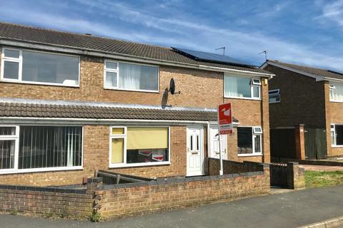 3 bedroom terraced house for sale - Redbrook Crescent, Melton Mowbray, Melton Mowbray, LE13 0ER
