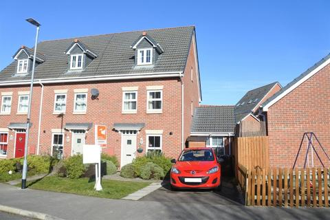 4 bedroom end of terrace house for sale - Harvey Street, Melton Mowbray, Melton Mowbray, LE13 1DD