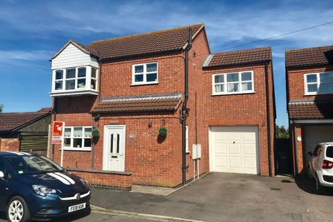 3 bedroom detached house for sale - Tennyson Way, Melton Mowbray, Melton Mowbray, LE13 1LJ