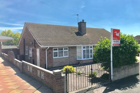 2 bedroom semi-detached bungalow for sale - Needham Close, Melton Mowbray, Melton Mowbray, LE13 1TW