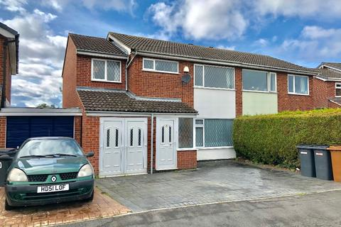 4 bedroom semi-detached house for sale - Redbrook Crescent , , Melton Mowbray, LE13 0EU