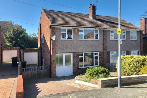 3 bedroom semi-detached house for sale - Hunters Road , , Melton Mowbray, LE13 1HE