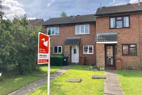 2 bedroom terraced house for sale - Kestrel Road, , Melton Mowbray, LE13 0AY