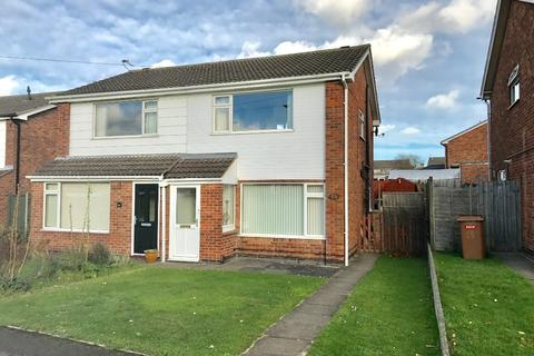3 bedroom semi-detached house for sale - Winster Crescent, Melton Mowbray, Melton Mowbray, LE13 0EH