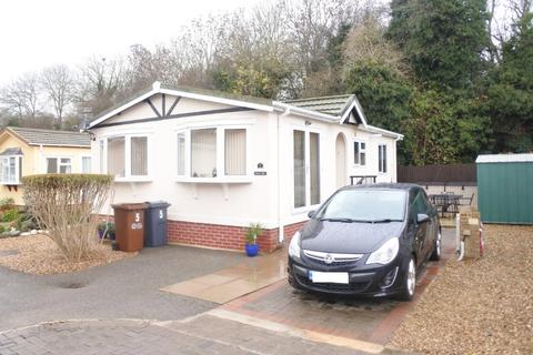 2 bedroom chalet for sale - Park Avenue, Melton Mowbray, Melton Mowbray, LE13 0JD