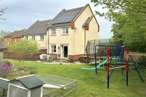 4 bedroom townhouse for sale - Southwell Close, Melton Mowbray, Melton Mowbray, LE13 0PY