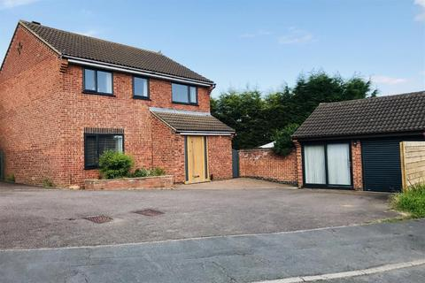 4 bedroom detached house for sale - Forest Close, Melton Mowbray, Melton Mowbray, LE13 1ST
