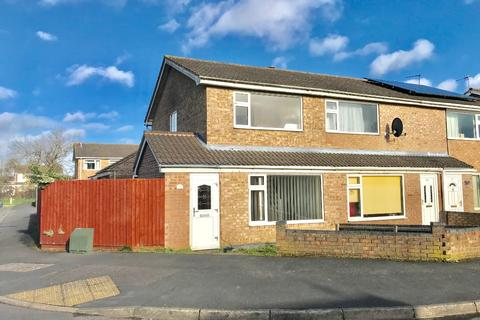 2 bedroom end of terrace house for sale - Redbrook Crescent, Melton Mowbray, Melton Mowbray, LE13 0ER