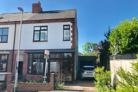 3 bedroom end of terrace house for sale - Clumber Street, Melton Mowbray, Melton Mowbray, LE13 0ND