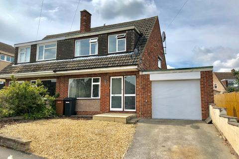 3 bedroom semi-detached house for sale - Buckminster Close, Melton Mowbray, Melton Mowbray, LE13 1ET