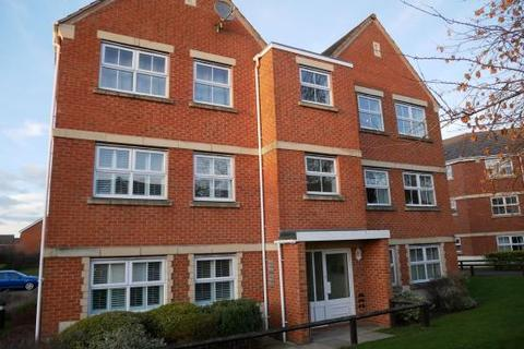 2 bedroom flat for sale - Buttermere Close, Melton Mowbray, Melton Mowbray, LE13 0LT