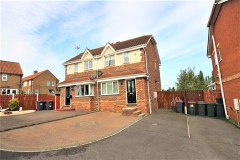 2 bedroom semi-detached house to rent - Mcloughlin Way, Kiveton Park, Sheffield, S26 6QJ