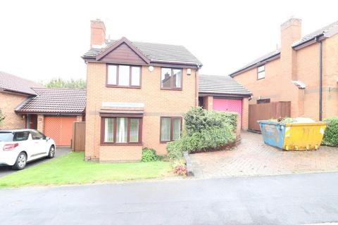 4 bedroom detached house for sale - Dickens Drive, Melton Mowbray