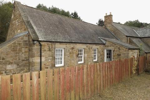 2 bedroom cottage to rent - Lightwater Lodge, Mitford - Two Bedroom Stone Built Cottage