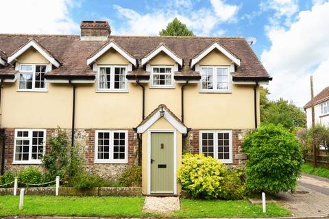 2 bedroom semi-detached house for sale - Rectory Road, Piddlehinton, DT2