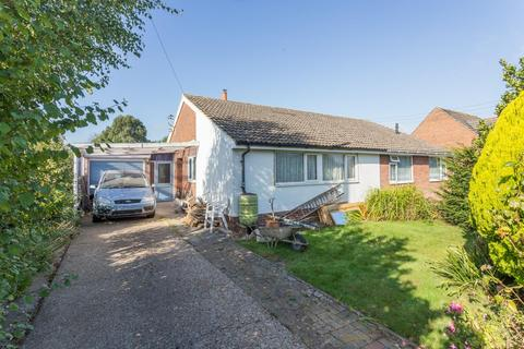 2 bedroom semi-detached bungalow for sale - Bewsbury Crescent, Whitfield, Dover