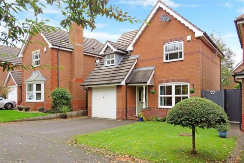 3 bedroom detached house for sale - Devenports Hill, Bushby, Leicester