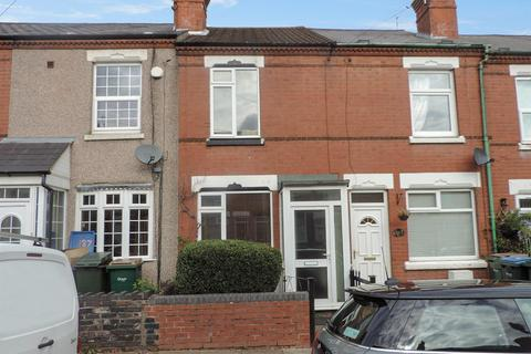 2 bedroom terraced house to rent - Broomfield Road, Coventry