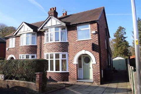 3 bedroom semi-detached house to rent - Hampson Crescent, HANDFORTH