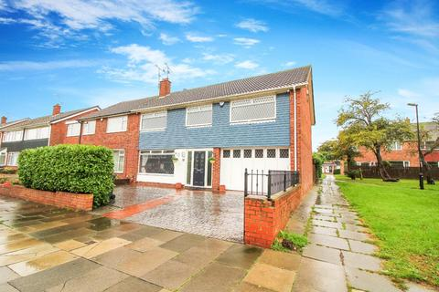 5 bedroom semi-detached house for sale - Malvern Road, North Shields