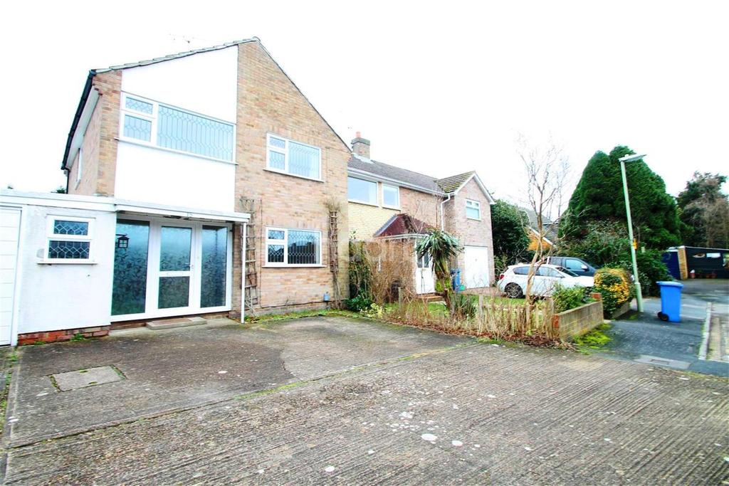3 Bedrooms Detached House for rent in Fir Close
