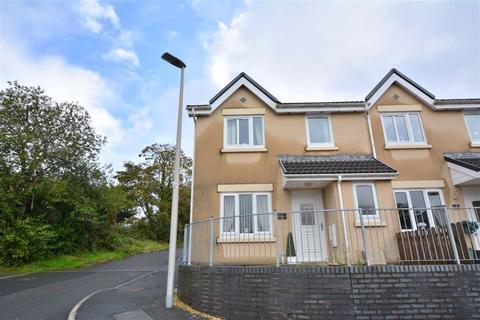 3 bedroom end of terrace house for sale - Pendarren Court, Rhigos, Rhondda Cynon Taff