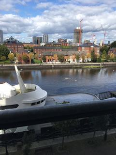 Studio to rent - Abito Salford Quays - Water Facing