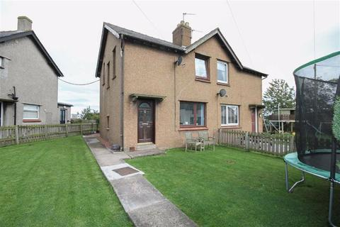 2 bedroom semi-detached house for sale - Lambton Avenue, Lowick, Berwick Upon Tweed, TD15