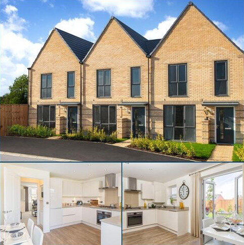3 bedroom terraced house for sale - Plot 73, Archford at Northstowe, Wellington Road, Cambridge CB24