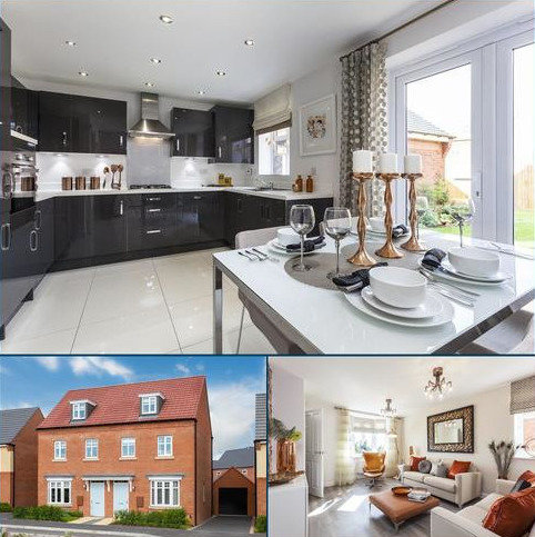 3 bedroom semi-detached house for sale - Kilby Road, Fleckney, LEICESTER