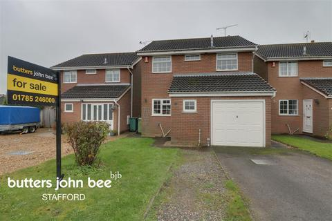 3 bedroom detached house for sale - Jasmine Road, Great Bridgeford