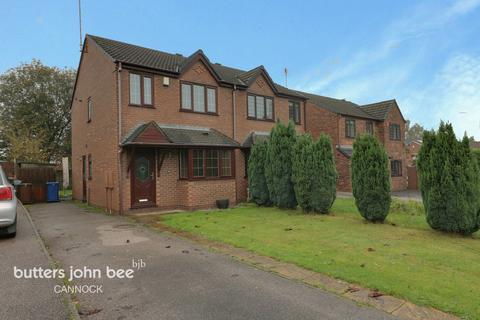 2 bedroom semi-detached house for sale - Chetwynd Park, Cannock