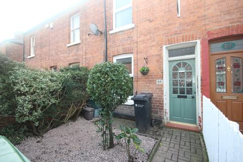 2 bedroom terraced house to rent - Bradford Street, Chester
