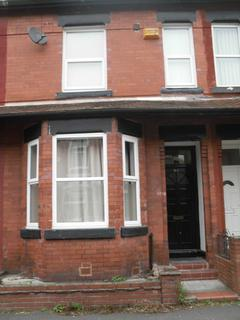 6 bedroom terraced house to rent - Furness Road, Fallowfield