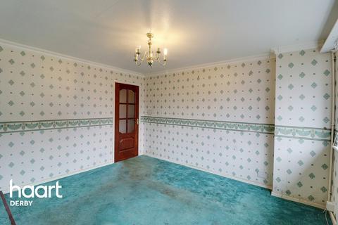 2 bedroom semi-detached bungalow for sale - Farningham Close, Spondon Derby, DE21
