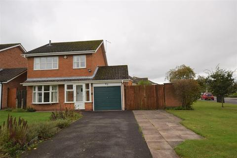 3 bedroom detached house for sale - Barcheston Road, Knowle, Solihull, B93 9JW