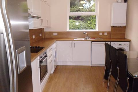 5 bedroom terraced house to rent - Beaufort Road, Sheffield S10