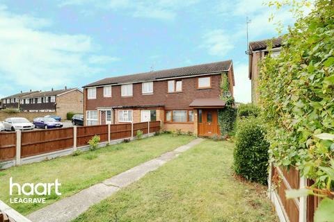 3 bedroom end of terrace house for sale - Julius Gardens, Luton
