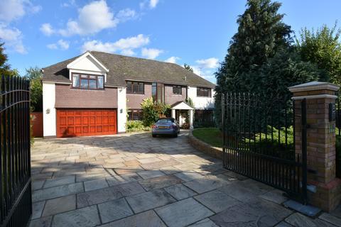 4 bedroom detached house for sale - Burges Close, Emerson Park, Hornchurch RM11