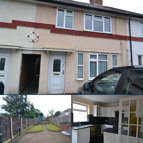 3 bedroom terraced house to rent - Mitcham Grove, Kingstanding, Birmingham