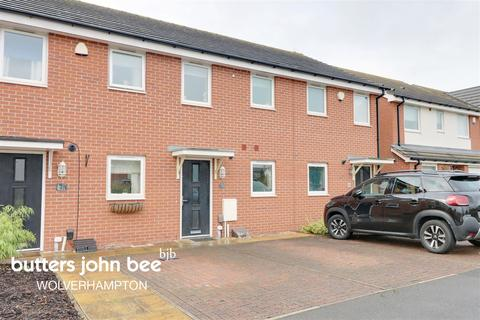 2 bedroom terraced house for sale - Oval Drive, Fordhouses, Wolverhampton