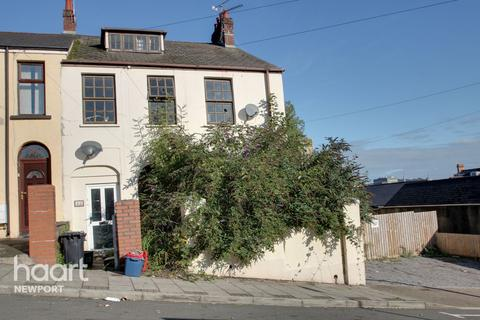 4 bedroom end of terrace house for sale - Hill Street, Newport