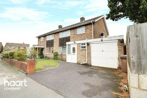 3 bedroom semi-detached house for sale - Thurlow Close, Luton