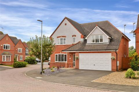 4 bedroom detached house for sale - Horseguards Way, Melton Mowbray, Leicestershire