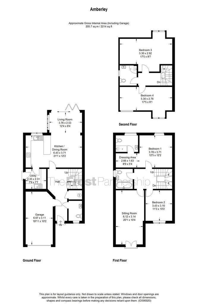 Floorplan: Amberley FP