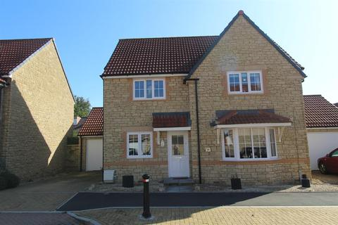 4 bedroom detached house for sale - Hamilton Way, Whitchurch, Bristol, BS14 0SZ