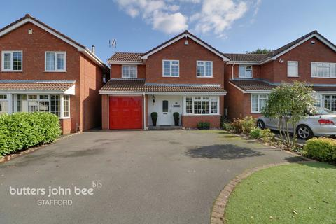 4 bedroom detached house for sale - Thorneyfields Lane, Stafford