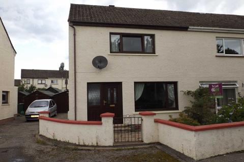 2 bedroom semi-detached house to rent - Househill Terrace, Boath Park